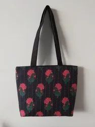 Kantha Embroidery Hand Bag
