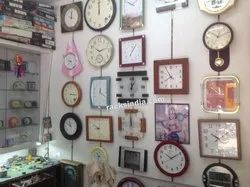 Display Channels For Wall Clocks