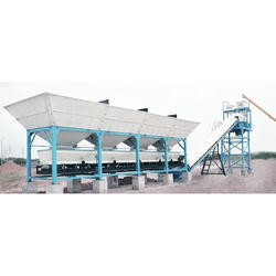 Concrete Cement Mixing Plant