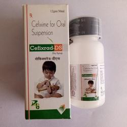 Cefixime Oral Suspension Syrup