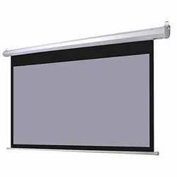Rolling Down Projector Screen