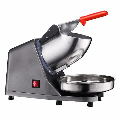 Stainless Steel Electric Ice Crusher