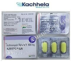 Azeetop -500mg Tablet