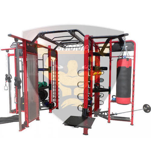 Cross Fit 360 Gym Machine