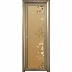 Aluminium Bathroom Door
