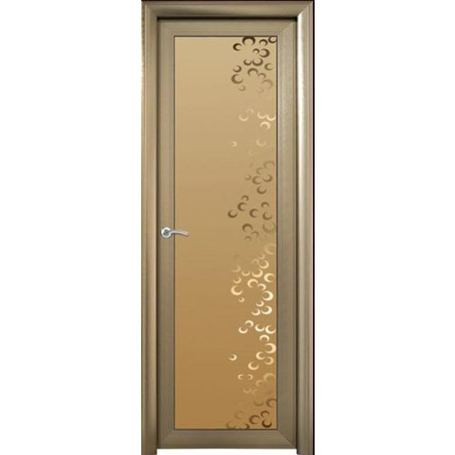 Aluminium Bathroom Door At Rs 180 Square Feet Aluminium Bathroom