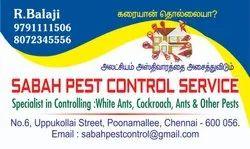 Pest Control Services For Gardens