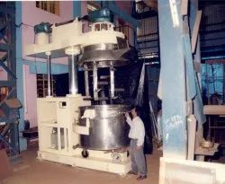 Industrial Double Planetary Mixer, Capacity: Tailor Made