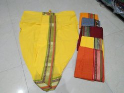 South Cotton Ready Made Dhoti