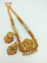 D 13000 Temple Jewellery Set