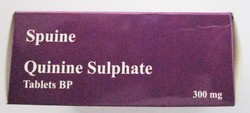 Quinine Sulphate Tablet BP