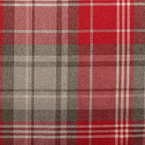 Checked Cotton Clic Sofa Fabric 0 1 Mm