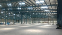 Steel Frame Structures Industrial Projects Factory Project Construction Services