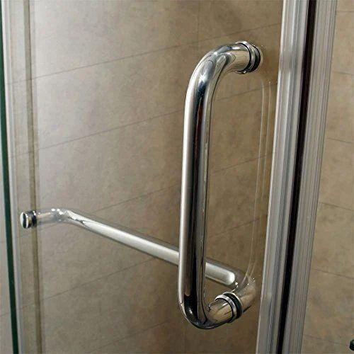 Vios Stainless Steel Towel Bar Shower Gl Door Handle