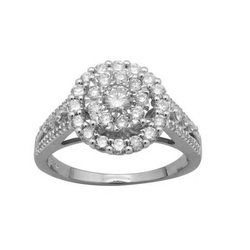 579275a68e368 Diamond Engagement Ring at Best Price in India