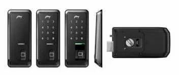 Main Door Godrej Advantis Rimtronics Biometric Rs 16000