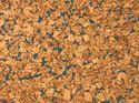 Cork Wall Covering Blue Rivera Tile