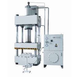 GMT Automatic Hydraulic Power Press Machine