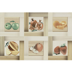 Fruit Kitchen Wall Tile 8 10 Mm Rs 35 Square Feet Mytyles