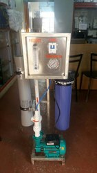 Commercial Reverse Osmosis System 100 LPH