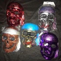 Colored Skeleton Mask