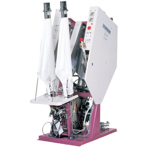 Yac Shirt Sleeve Ironing Machine, Capacity: 220 Shirts/Hour