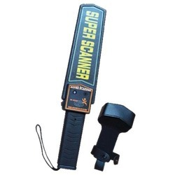Hand Held Metal Detector with Vibrator