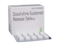 Doxofylline Sustained Release Tablets