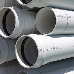 PVC Sanitary Pipes