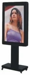 Multi Image Scroller Display with Self Stand