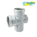 Plastic Finolex Single Tee Door, Structure Pipe