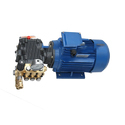 Motorised Pressure Testing Pump