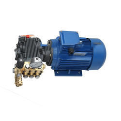 Motorised Pressure Testing Pump
