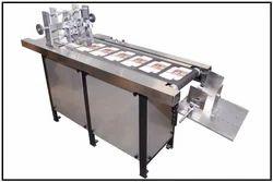 SS 304 Tirupati Label & Carton Dispenser Inkjet Coding Machine