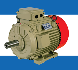Wound Open Type Series Low Voltage Motors