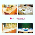 LG Acrylic Solid Surface