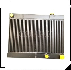 Combi Cooler Assembly for Screw Compressors