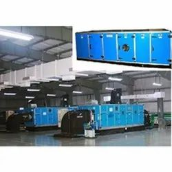 Encore Stainless Steel Central Air Conditioning Systems, For Industrial Use, Capacity: 100 To 40000 Ton