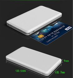 Credit Card Power Bank 4000 mAh