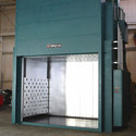 Vertical Door Lifting Oven