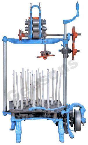 Conventional Braiding Machine - 32 Spindle Braiding Machine ...
