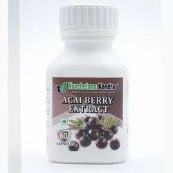 Acai Berry Extract Capsule