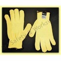 Kevlar Knitted Cut Resistant Hand Gloves Make Midas