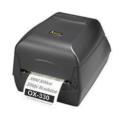 Argox Portable Barcode Printers, Model Name/Number: Ox-330