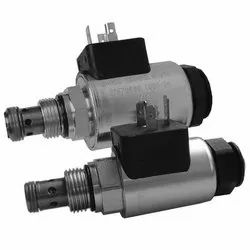 2/2 Directional Valve, Solenoid Operated, Spool-Type, Direct-Acting