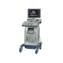 GE C5 4D Ultrasound Machine