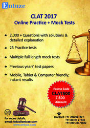 CLAT Test - May 2017