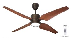 Momenta Architectural Bronze Ceiling Fan