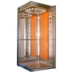 MS Elevator Cabin, for Office Building