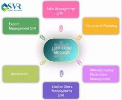 Leather Manufacturing ERP Software